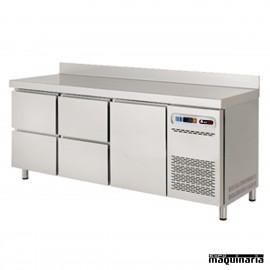 Mesa refrigerada Gastronorm 4 cajones y 1 puerta IH8073110