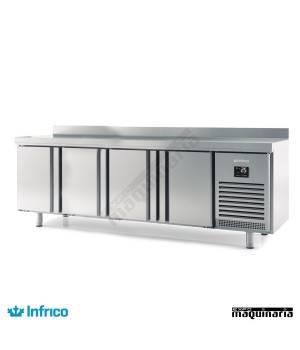 Mesa refrigerada (245,2x70 cm) BMGN2450II