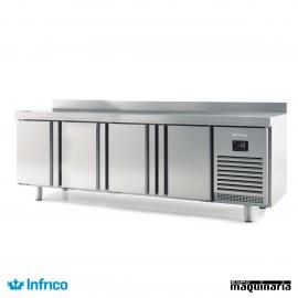 Mesa de congelación (245.2 x 70 cm) BMGN2450BT