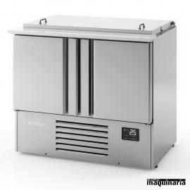 Mesa refrigerada ensaladas (97,8x70 cm) ME1000BAN