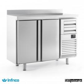 Mesa refrigerada alta (146,8 x 60 cm) FMPP 1500 II