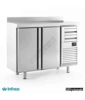 Mesa refrigerada alta (1468 x 600 cm) FMPP 1500 II