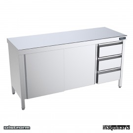 Mueble Armario Neutro Central Fondo 60