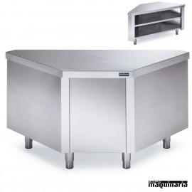 Mueble self service angular interno DIS1000411