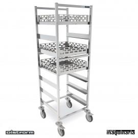 Carro para cestas de vajilla F0261701