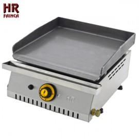 Plancha a gas industrial HRPLC400ECON 6mm