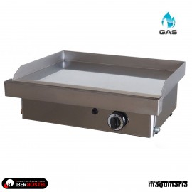 Plancha cromo duro IBER-PCR608 a Gas
