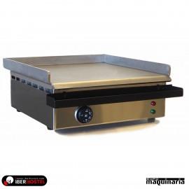 Plancha hosteleria eléctrica IBER-PE406