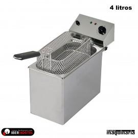 Freidora hosteleria eléctrica 4 Litros IBER-FRY4