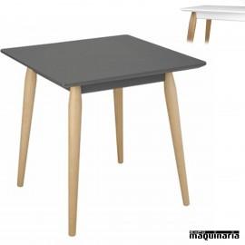 Mesas de madera modernas 3R840