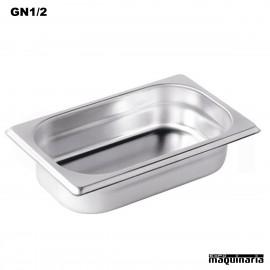 Cubeta Gastronorm INOX GN 1/2