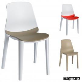 Sillas de plastico y derivados sillas de terraza o para interior expomaquinaria - Sillas de plastico para terraza ...