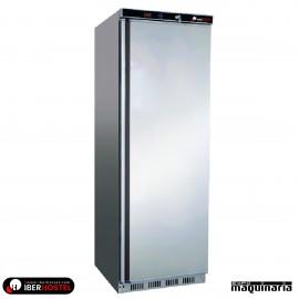 Armario refrigerado 460 l acabado inox IBER-A45-Inox-R