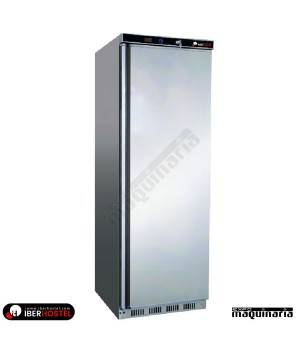 Armario refrigerado 450 l acabado inox EDAPS451-I