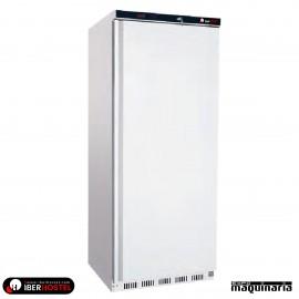 Armario refrigerado 600 l acabado blanco EDAPS651