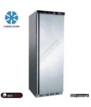 Armario congelador 460 l acabado inox EDANS451-I