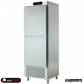 Armario refrigerado 300x2 Litros Inox IBER-A702-R