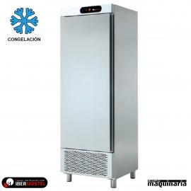 Armario congelador 600L Inox IBER-A701-C