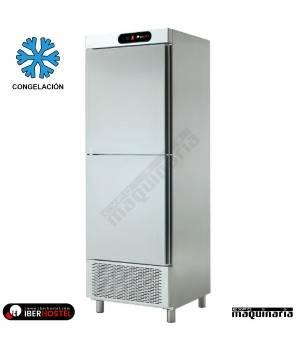 Armario congelador 300+300L Inox IBER-A702-C