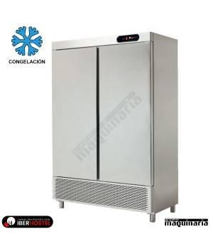 Armario congelador vertical 1200L Inox IBER-A7012-C