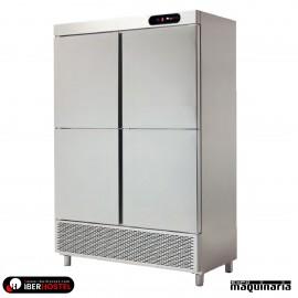 Armario frigorifico 1200L Inox IBER-A7024-R