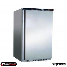 Nevera baja 150 l acero inoxidable IBER-A25-Inox-R