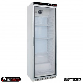 Frigorifico puerta cristal IBER-AC45B-R