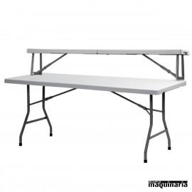 Mesas de catering plegable ZOXL180+TOP