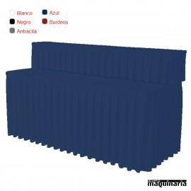 Funda de Mesa ZOPARAMXL180TOP azul