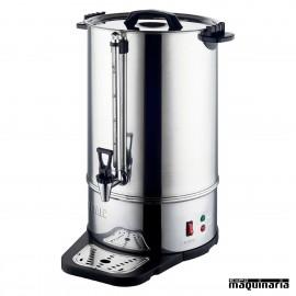 Cafetera electrica INOX 15 litros NICN295