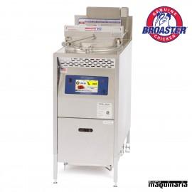 Freidora a presion Electrica - Broaster 20L