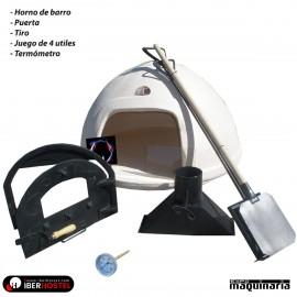 Horno de Barro KIT IHLOTE-1