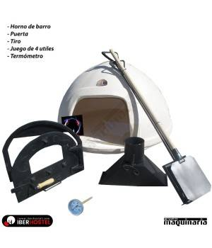 Horno de Barro KIT IHLOTE-1