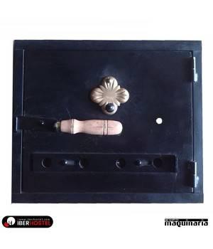 Puertas de hornos de leña Rectangular IHPUERT-R