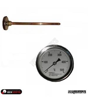 Termometro para horno de leña IHTERM