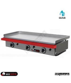 Plancha de gas de 100 IBER-PG1006 Acero Laminado