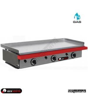 Plancha de gas de 120 IBER-PG1206 Acero Laminado