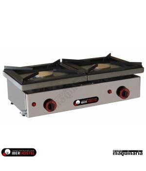 Cocina profesional 1 fuego IBER-COG1