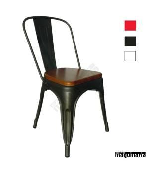 Sillas vintage industrial FABOHEMIA-MAD
