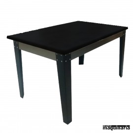 Mesas industriales vintage FAKIEV-R rectangular
