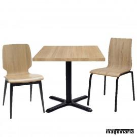 Mesas y Sillas Conjunto IMDENVER-MICHIGAN