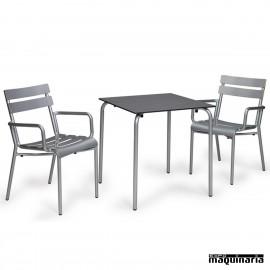 Mesa y sillas Pack IMVERS-EUROPA
