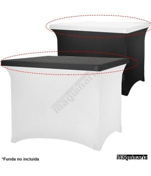 Mantel para mesa ajustable stretch ZOTOPXXL90