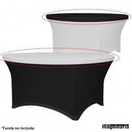 Mantel para mesa PLANET120 ajustable stretchtopPLANET120