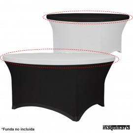 Mantel para mesa PLANET150 ajustable stretchtopPLANET150