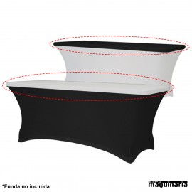 Mantel para mesa ajustable stretch ZOTOPM180