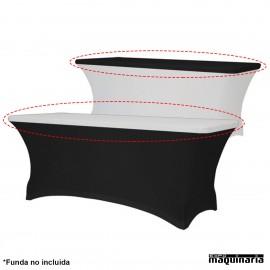 Mantel para mesa ajustable stretch ZOTOPXXL240