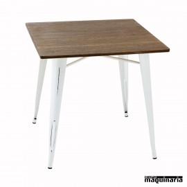 Mesa estilo industrial AG1408B
