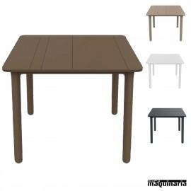 Mesa terraza 90x90 RENOA-C