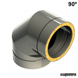 Tubo inox Codo 90º JECODO90